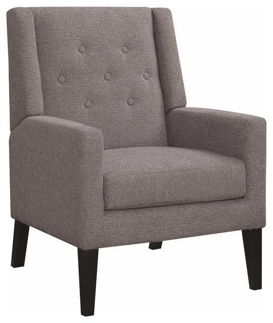 Sensational Gary Accent Chair Machost Co Dining Chair Design Ideas Machostcouk