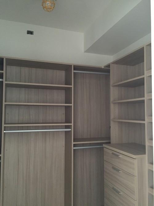 Paint Inside Closet