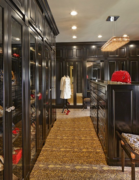 Fabulous Closets traditional-wardrobe