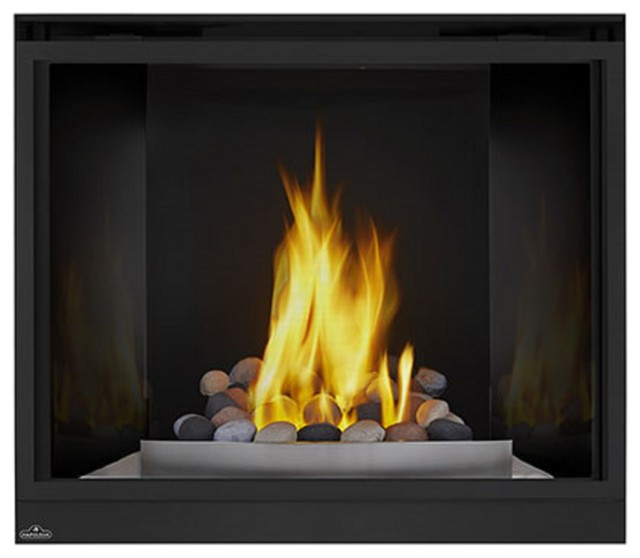 "Fireplace Definition: Napoleon High Definition 40"" Gas Fireplace, HDX40NT-2"