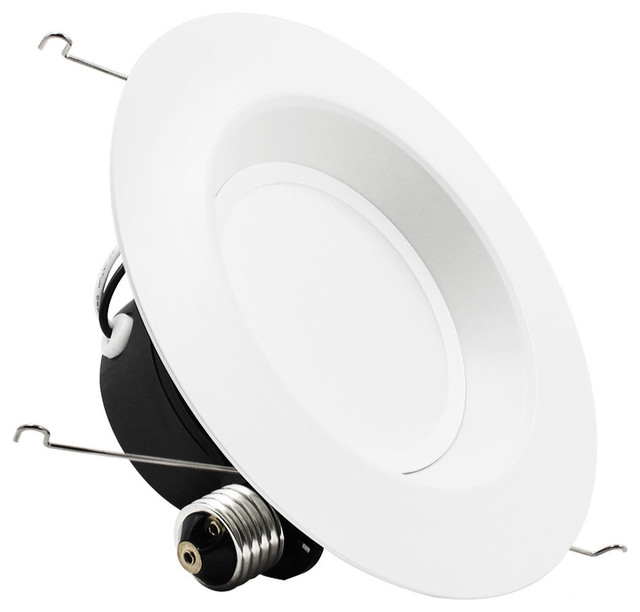 Led Recessed Lighting Kit 5000k : Houzz torchstar dimmable w led recessed light