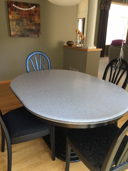 Bold Dining Room Chairs Or Solid...Need Help!