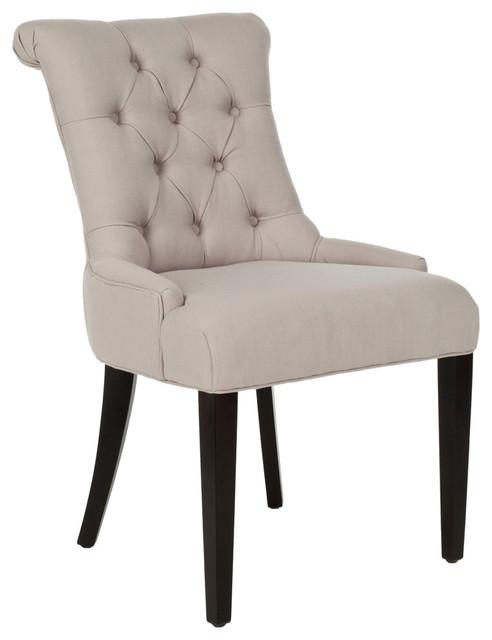 Safavieh Laura Dining Chairs, Set of 2, Ecru