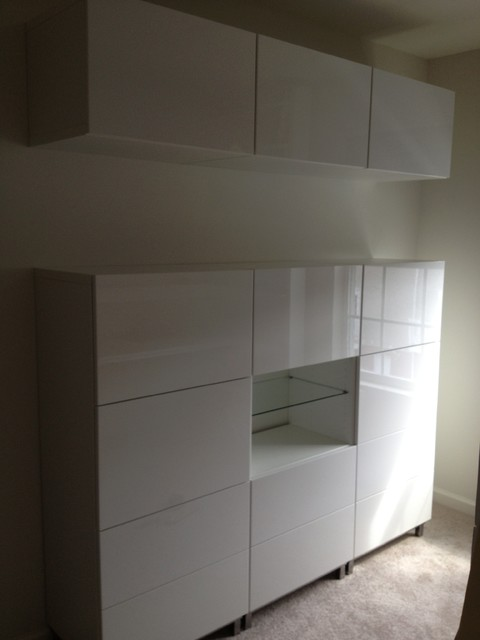 Trenton ikea besta installation modern new york by for Ikea installation nyc