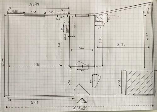 Ho bisogno di aiuto per arredare bilocale 45 mq for Arredamento bilocale moderno