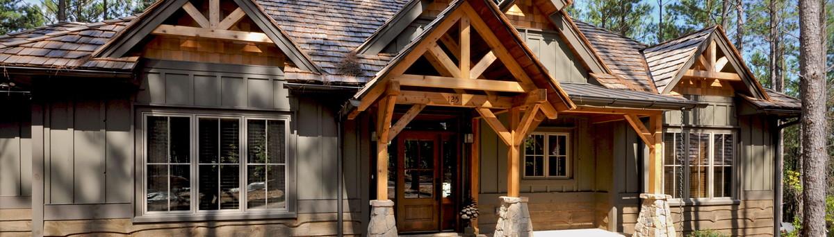 Mill Creek Post & Beam Co - Saluda, NC, US 28773