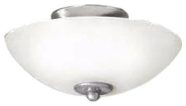 Kichler 380000AP Bowl Light Fixture Kit Antique Pewter