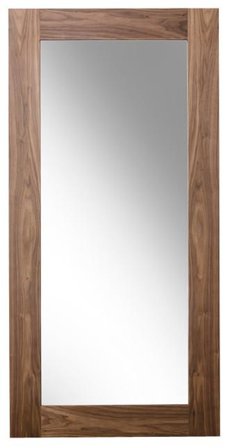 Modrest Beth Floor Mirror - Transitional - Floor Mirrors - by Modern ...