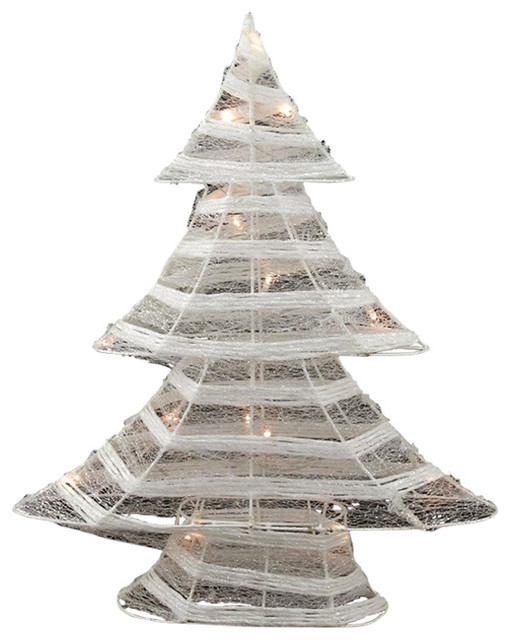 Pre Lit Outdoor Christmas Trees Battery Operated.Battery Operated Led Christmas Tree Decoration 18 5