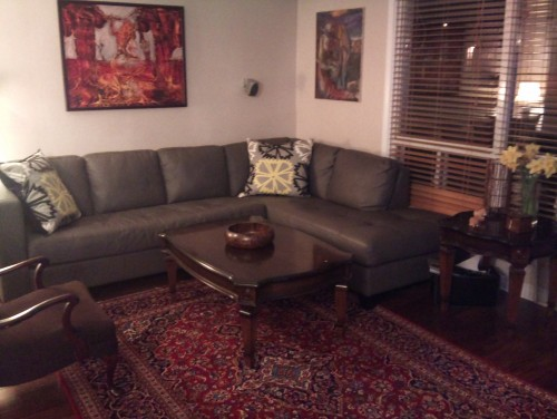 This Living Room Is L Shaped With Dining Room Where Is Another Red Persian  Rug So I Not Sure If I Should Go With Neutral Contemporary Rug. Part 31