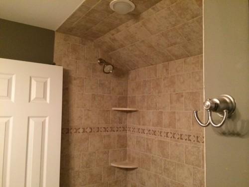 Bathroom Paint Colors Ideas For Home Interior Beige Ceramic Wall Tiles Yellow Plant Pot Color Schemes