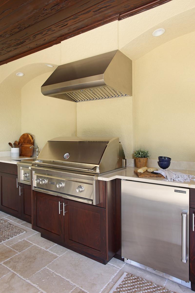 RPR Outdoor Kitchen
