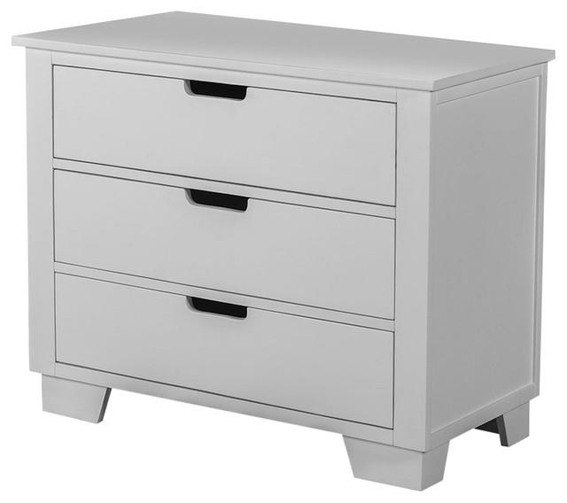 Nesto Single Dresser, Gray.