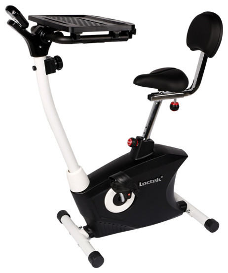 office gym equipment. Loctek UF6M Stationary Bike Magnetic Desk Exercise Indoor Cycling Home Use Contemporaryhome Office Gym Equipment C