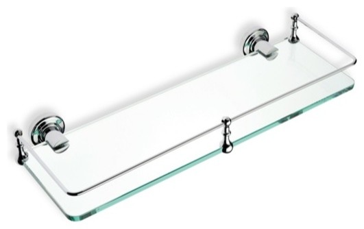 clear glass bathroom shelf traditional bathroom cabinets and rh houzz com bathroom wall shelves chrome bathroom shelves chrome and glass