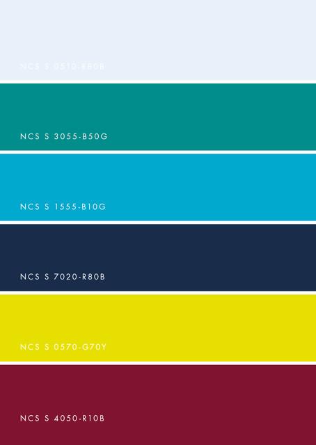 NCS Colour Trends 2016+