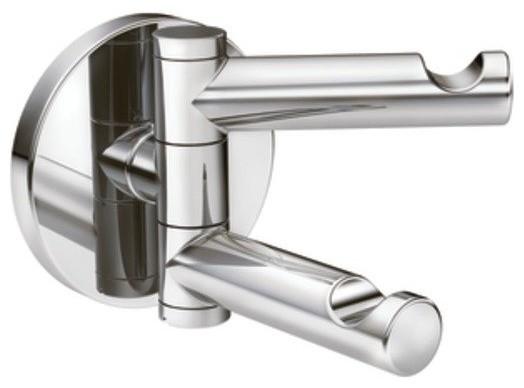 Creative specialties robe hook 4 x1 x3 transitional - Creative specialties bathroom accessories ...