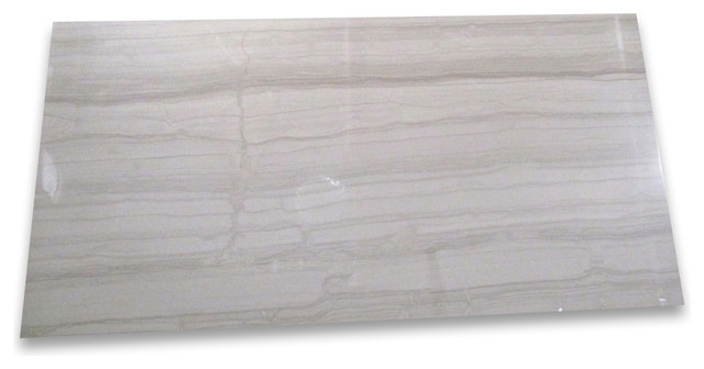 12 X24 Athens Grey Wood Grain Marble