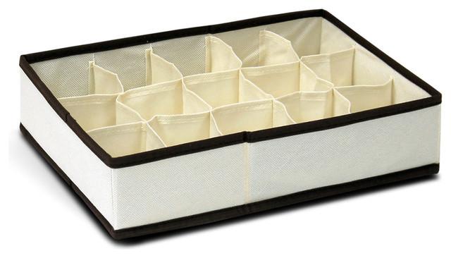 Furinno 3x5 Soft Storage Organizer.