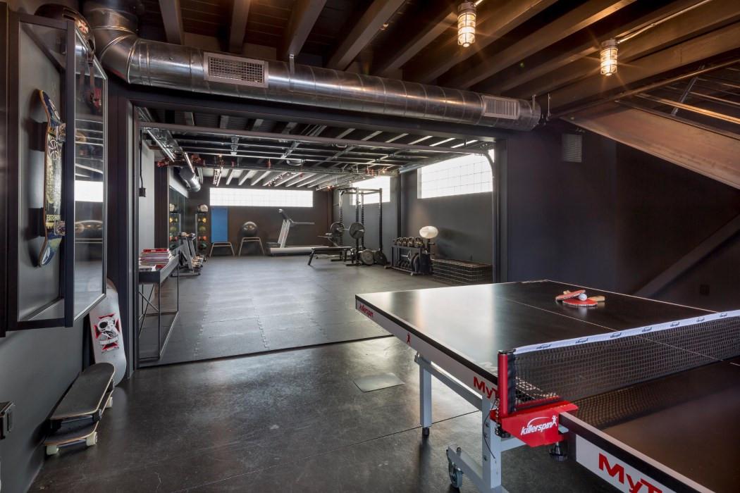 A Bachelor's Industrial Loft