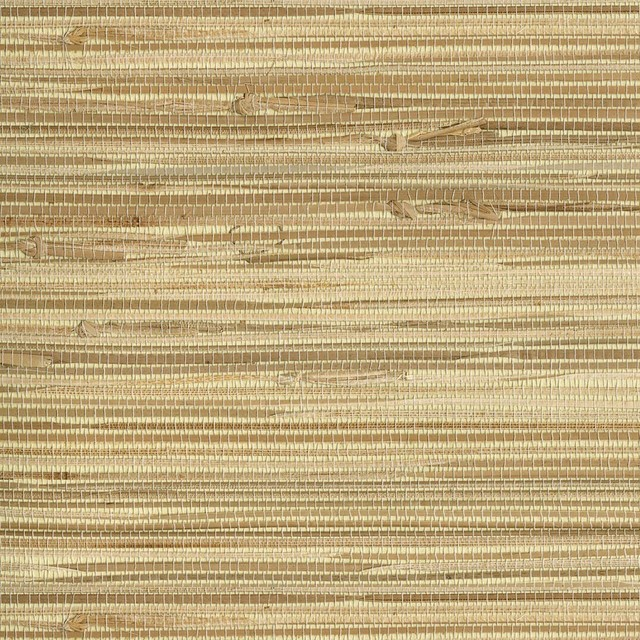 Brewster Island Grey Faux Grasscloth Wallpaper Fd23285: 89473 Oriental Grasscloth Wallpaper