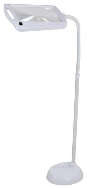 sale retailer b9562 09a3f 5x Magnifying LED Sunlight Floor Lamp, 60