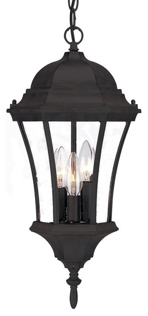 black outdoor lantern lights black square 19