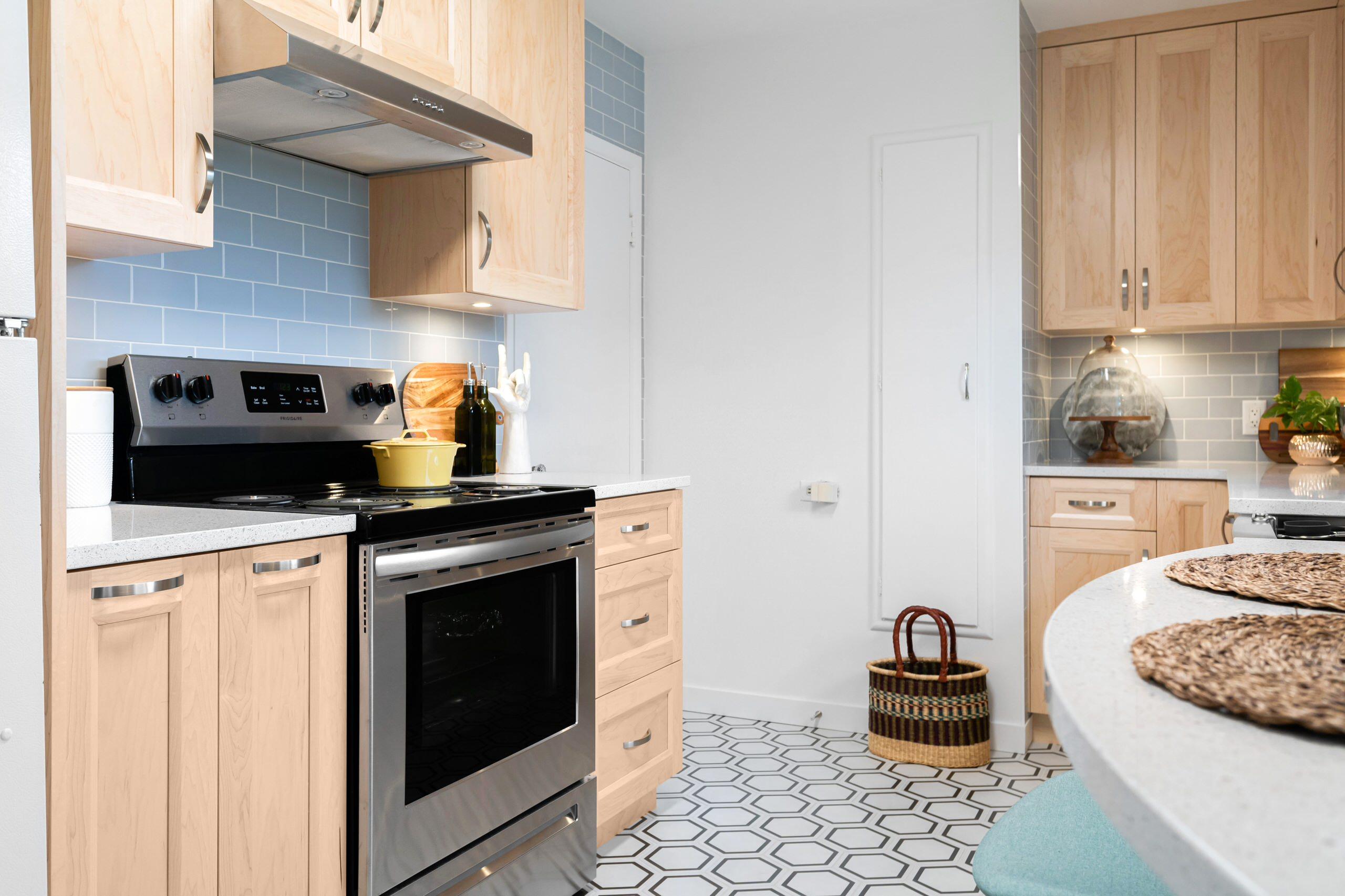 Charming 1950's Kitchen