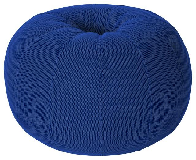 Mandarin Garden Lounge Chair, Blue