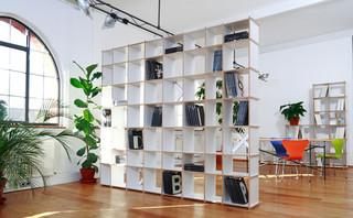 steckwerk regale raumtrenner berlin von steckwerk. Black Bedroom Furniture Sets. Home Design Ideas