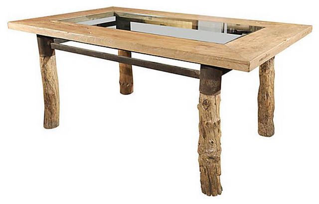 Burlwood Glasstop Dining Table Asian Dining Tables  : asian dining tables from www.houzz.co.uk size 640 x 410 jpeg 46kB