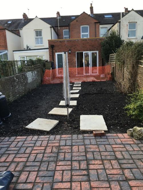 ideas for our mid terraced garden - Garden Ideas Terraced House