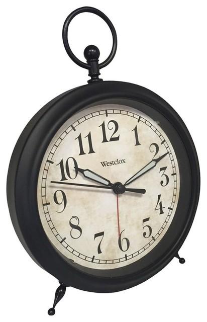 Decorative Bedroom Alarm Clocks: Top Ring Decor Alarm Clock