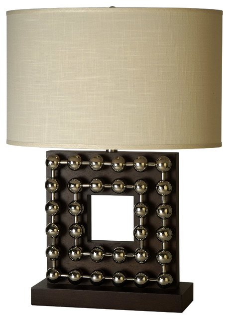 Preston Square Base Table Lamp Modern Table Lamps By Inmod