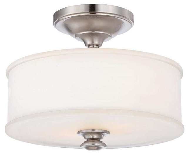 industrial light lighting flush iron ceiling black p with wrought in style semi blac mount lights finish