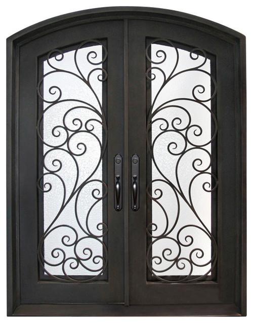 sc 1 st  Houzz & what is the Gloria door wood or fiberglass?