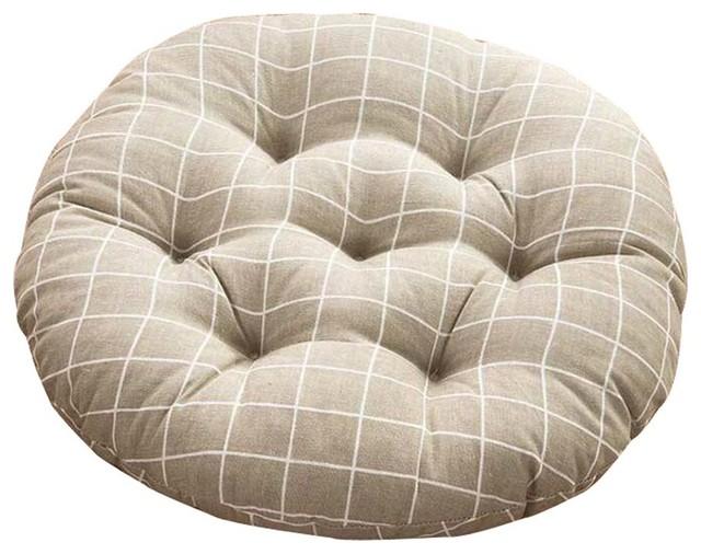 Creative Round Seat Cushion Thicken Comfortable Chair Pad Fashion A7