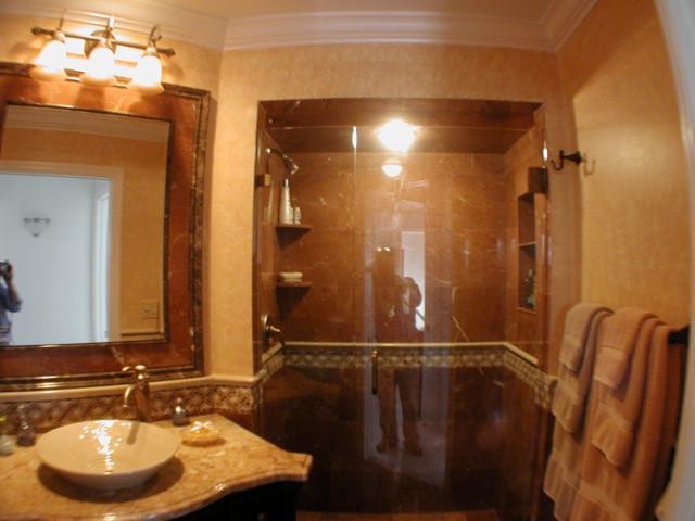 Bath and Powder Rooms