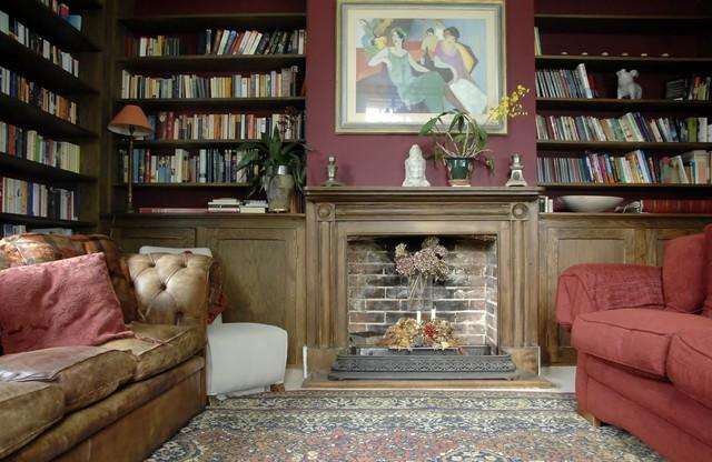 8 Must-haves für ein Wohnzimmer im britischen Stil