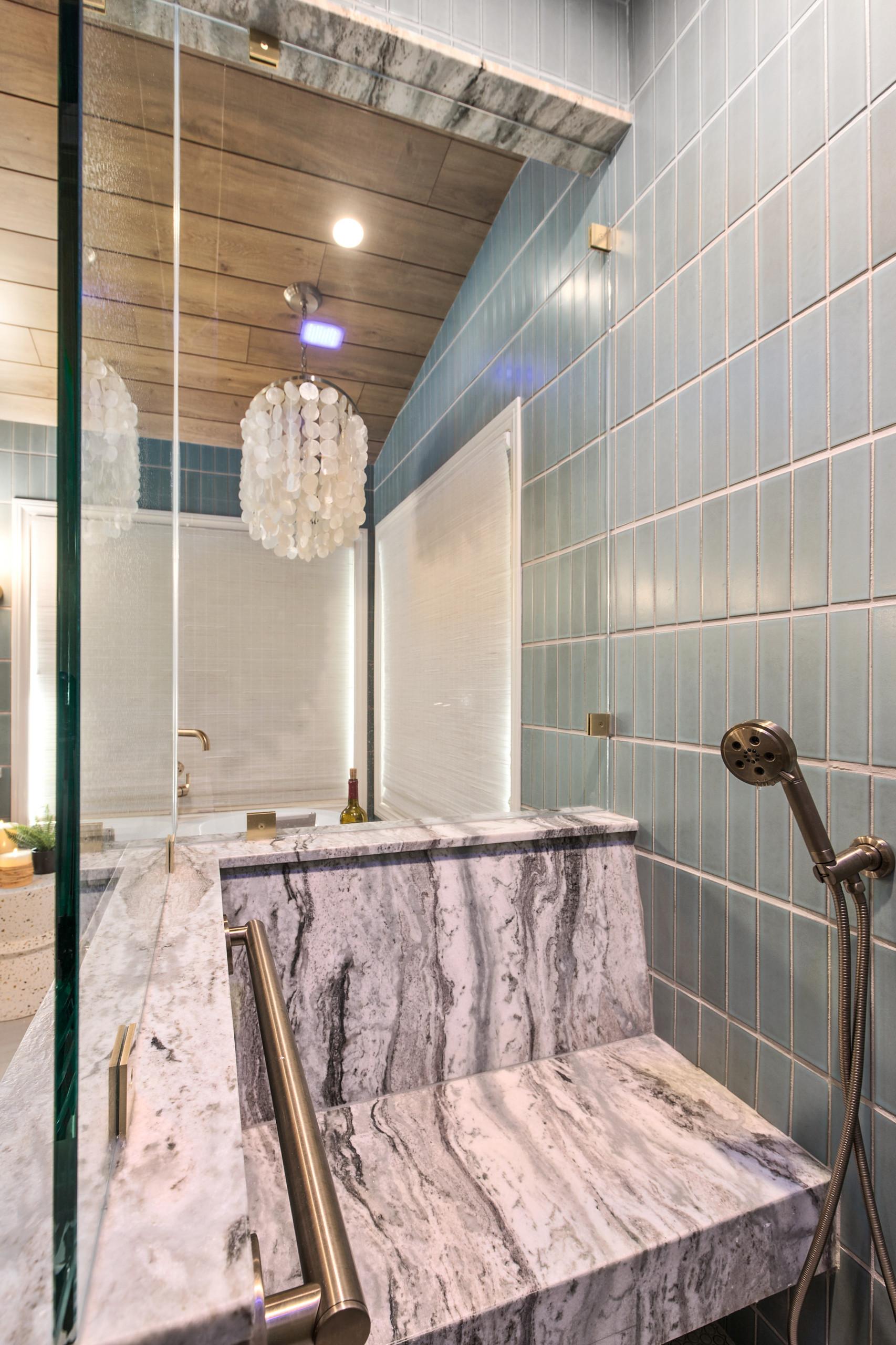 Spa Bathroom Project