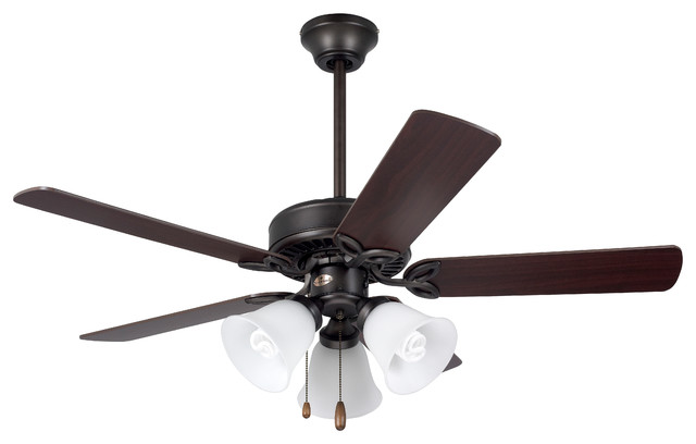 "42"" Pro Series Ii Ceiling Fan, Oil Rubbed Bronze."