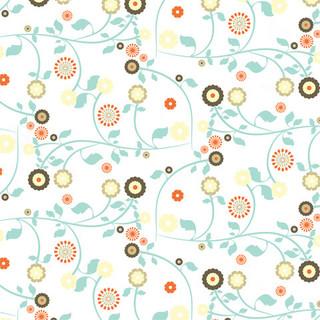 Gypsy Garden Shelf Paper Drawer Liner - Contemporary - Drawer & Shelf Liners - by Chic Shelf Paper