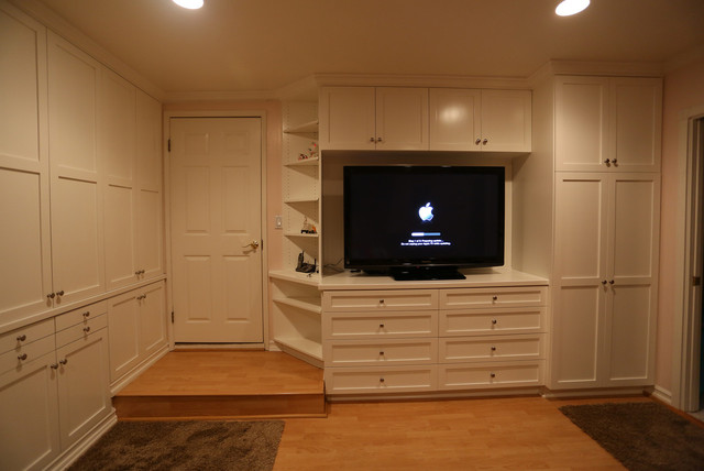 Home Entertainment / Storage / Closet / Wall Unit Craftsman