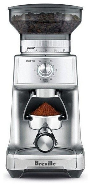 Breville  BCG600SIL Coffee Grinder The Dose Control Pro 110 Volts