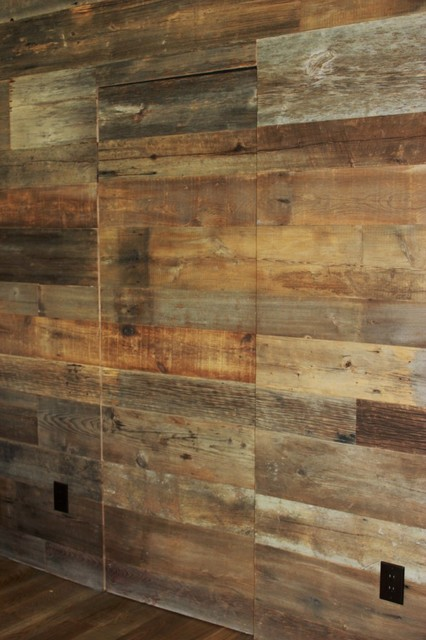 Reclaimed barn wood walls contemporary dallas by Reclaimed woods