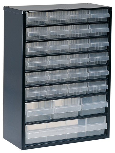 Raaco Cabinet With 28 Drawers