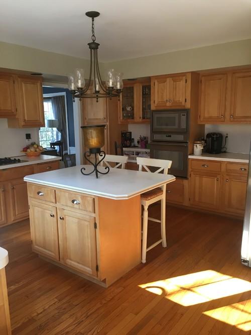 Kitchen Cabinets 80s