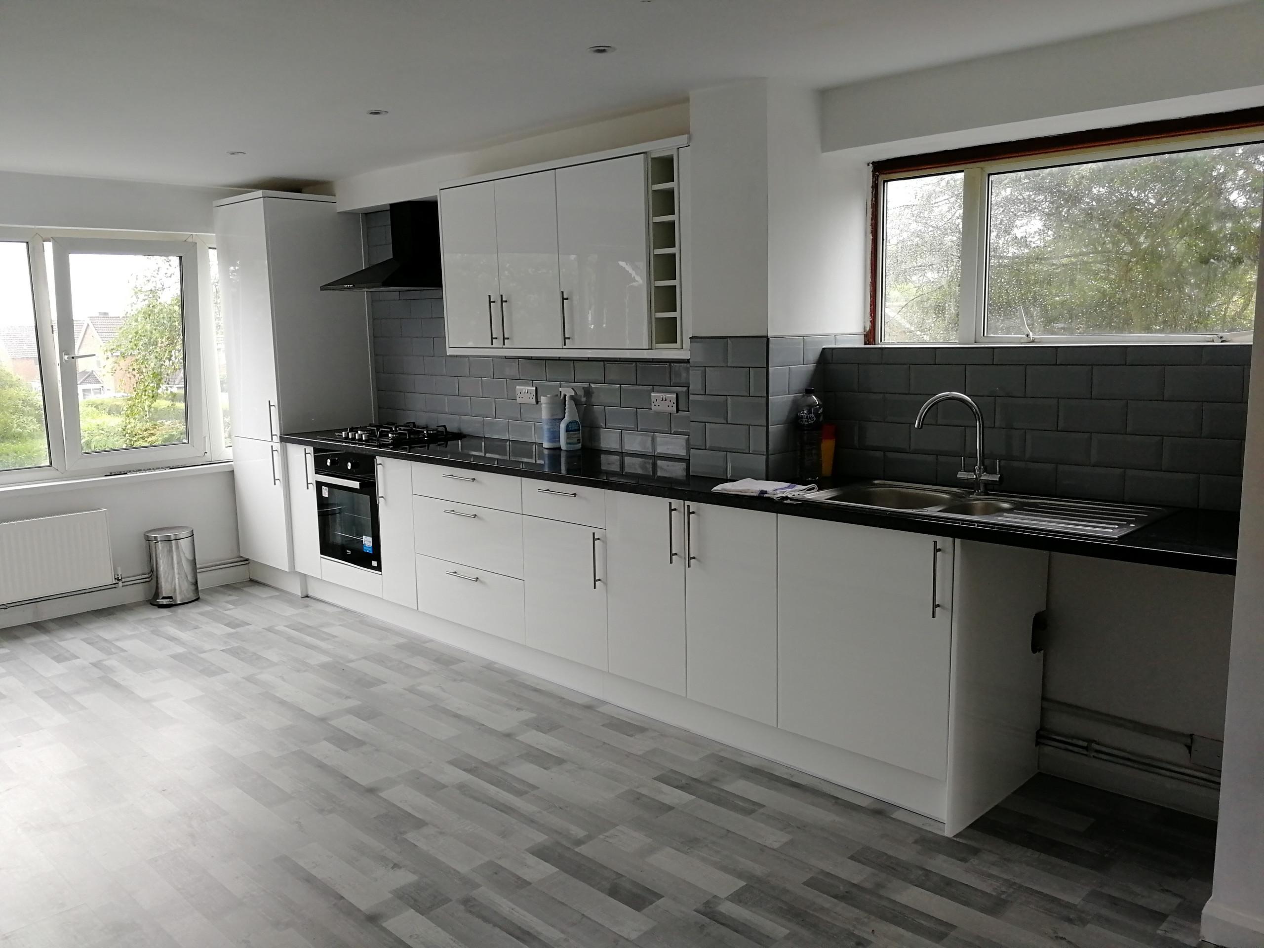 Kitchen - (Hythe, Southampton)