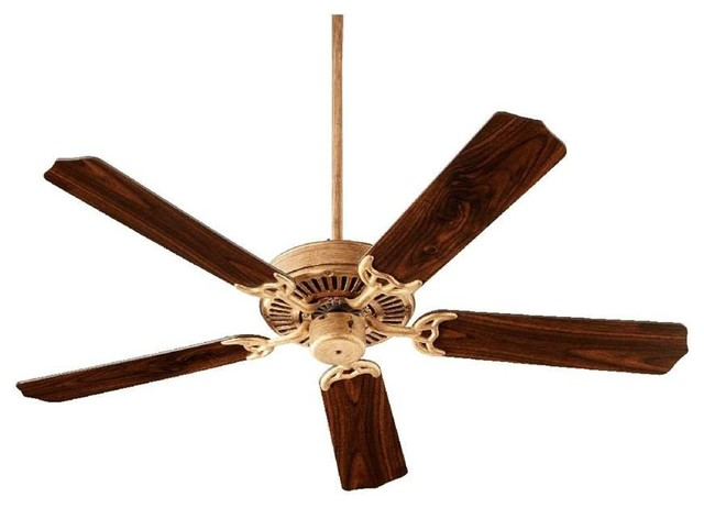 Quorum Capri Iv Ceiling Fan With Light 52