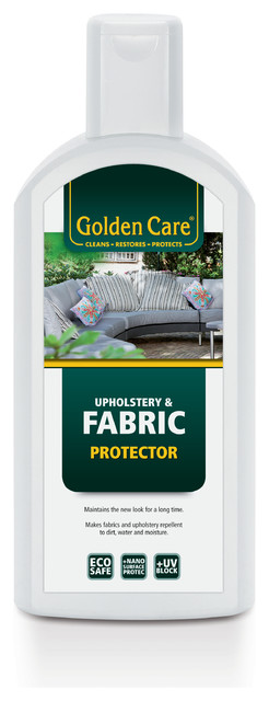 Golden Care Fabric And Upholstery Protector.